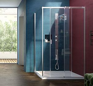 Box doccia e sanitari quattro elle ceramiche olgiate - Box doccia resina ...